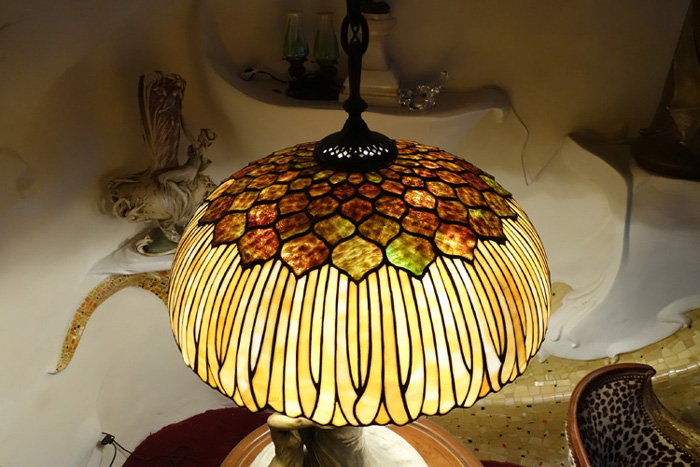 Bigelow & Kennard Sunflower Chandelier