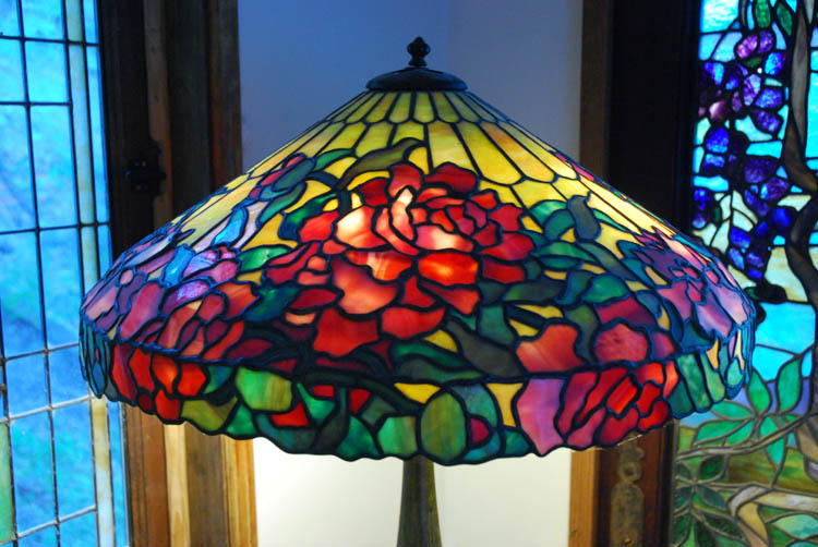 Duffner & Kimberly Peony Table Lamp