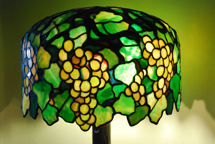 Riviere Studios Grape Table Lamp