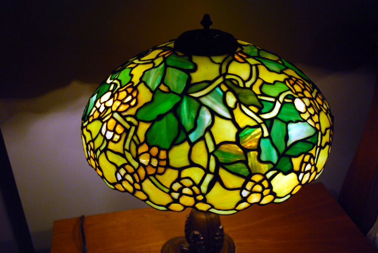 Duffner and Kimberly Ivy Portable Lamp