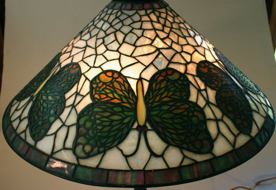 Riviere Studios Butterfly Studios Table Lamp