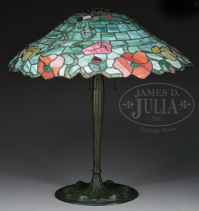 Suess Poppy Table Lamp