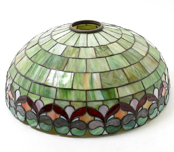Wilkinson Glass Lamp