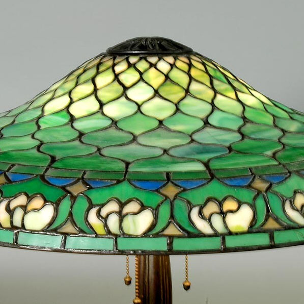 J.A. Whaley on Suess Base Table Lamp