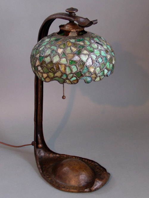 Phillip Semmer Arts & Crafts Table Lamp