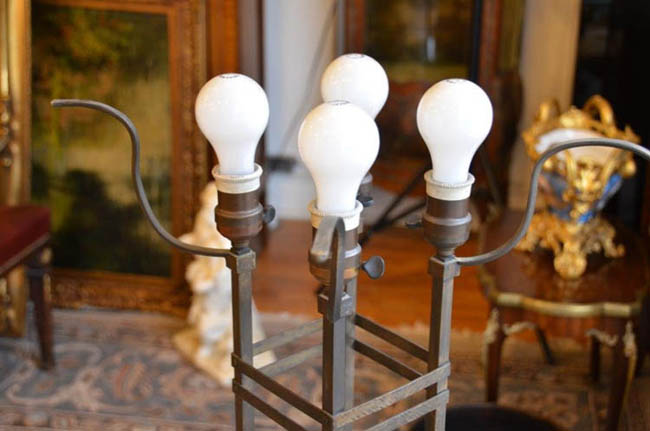 American Arts & Crafts Table Lamp